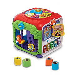 VTech - Sort and discover activity cube