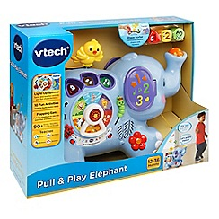 VTech - Pull and play elephant