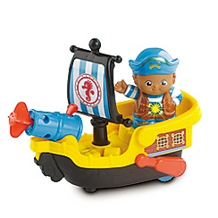 VTech - 'Toot-Toot Friends™ Kingdom' Captain Bob and his raft