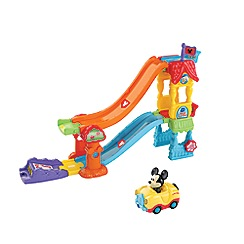 VTech - 'Toot-Toot Drivers® Disney Mickey's' happy house playset