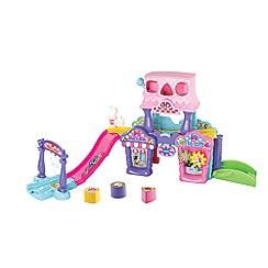 Vtech - 'Toot-Toot Drivers®' Disney Minnie's' ice cream parlour playset