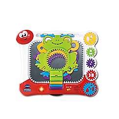 Vtech - 'DigiArt Squiggles and Sounds' spiral art board