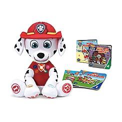 Paw Patrol - Marshall's read-to-me adventure toy