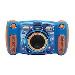 VTech - Blue 'Kidizoom® Duo' 5 megapixel camera