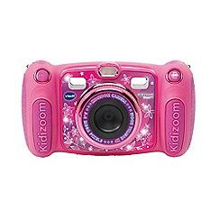VTech - Pink 'Kidizoom® Duo' 5 megapixel camera