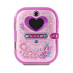 Vtech - 'Secret Safe' selfie music diary