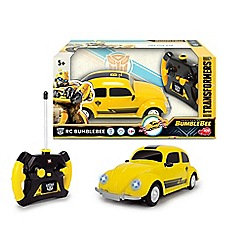 Transformers - 'RC Bumblebee Beetle M6' toy car