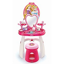 Disney Princess - Hairdresser vanity with stool