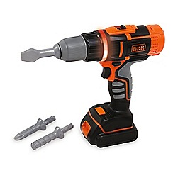 Black & Decker - Cordless electronic drill