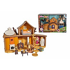 Masha and The Bear - 'Big Bear House' playset