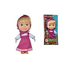 Masha and The Bear - 23cm Masha soft body doll