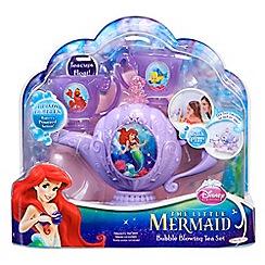 Disney Princess - 'The Little Mermaid' bubble blowing tea set