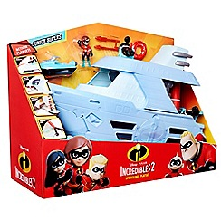 The Incredible - Hydroliner action playset
