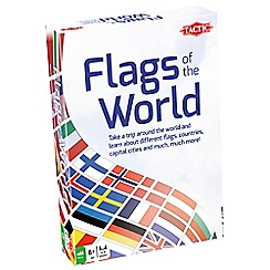 Tactic - Flags of the World trivia game