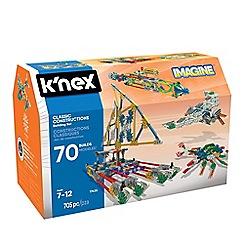 K'Nex - 'Imagine - Classic Constructions' 70 model building set - 17435