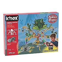 K'Nex - 'Thrill Rides - Riping Raptor' building set - 28040