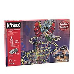 K'Nex - 'Thrill Rides - Vulture Vengeance' roller coaster building set - 17447
