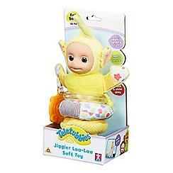 Teletubbies - Nursery Jiggler Laa Laa Soft Toy