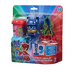 PJ Masks - Catboy Amulet Dough Extruder Set