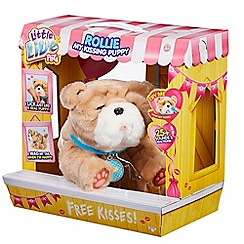 Little Live Pets - Rollie My Kissing Puppy Toy