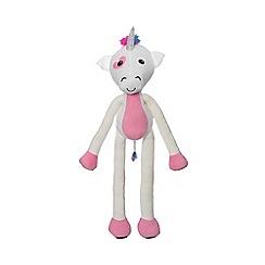 Stretchkins - Rainbow Unicorn Soft Toy