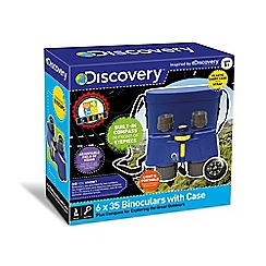 Trends - 'Discovery' binoculars with case