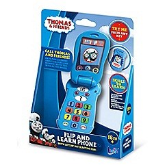 Thomas & Friends - 'Flip and Learn' interactive play phone