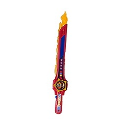 Power Rangers - 'Super Ninja Steel' lion fire blade