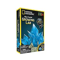 National Geographic - Blue crystal growing lab science kit