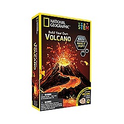National Geographic - 'Build Your Own Volcano' science kit