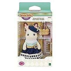Sylvanian Families - Town girl series - chocolate rabbit gift set
