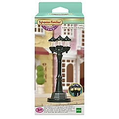 Sylvanian Families - Town light up street lamp gift set