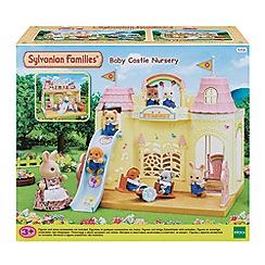 Sylvanian Families - Baby Castle Nursery Playset