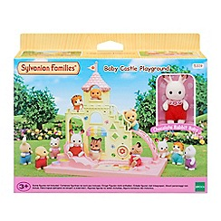 Sylvanian Families - Baby Castle Playground Playset
