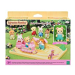 Sylvanian Families - Baby Choo-Choo Train Set