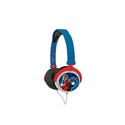 The Avengers - 'Marvel - Iron Man' stereo headphones - HP010AV