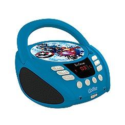 The Avengers - 'Marvel - Iron Man' radio CD player - RCD108AV