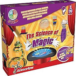Science 4 You - Science of Magic Kit