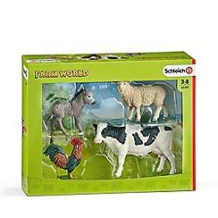 Schleich - Farm World Starter Playset - 42385