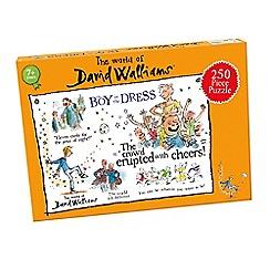 David Walliams - 250 piece 'The Boy in the Dress' jigsaw puzzle