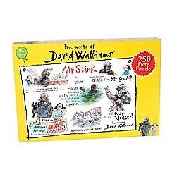 David Walliams - 250 piece 'Mr Stink' jigsaw puzzle