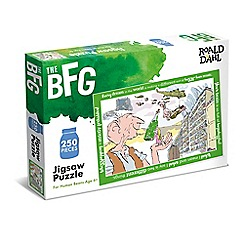 Roald Dahl - 250 piece 'Big Friendly Giant' jigsaw puzzle