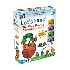 Paul Lamond Games - 'Let's Feed The Hungry Caterpillar' board game