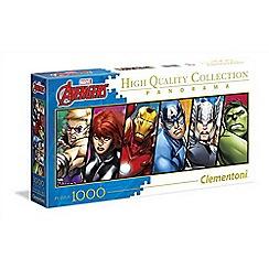 Disney - The Avengers Panorama 1000 Piece Jigsaw Puzzle