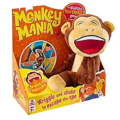 Worlds Apart - 'Monkey Mania' game