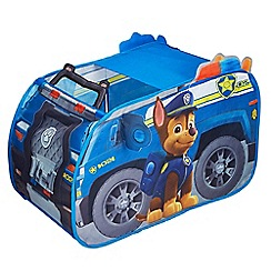 Paw Patrol - Chase pop up play tent