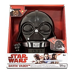 BULB BOTZ - Star Wars - 'Darth Vader' Night Light Alarm Clock