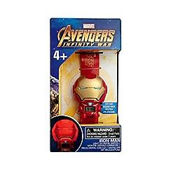 Bulbotz - Marvel Avengers: Infinity War Iron Man Light-Up Watch