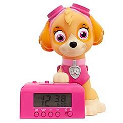 Paw Patrol - BulbBotz - 'Skye' night light alarm clock