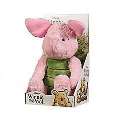 Winnie the Pooh - 'Disney Christopher Robin Collection Piglet' soft toy